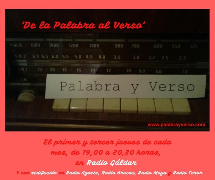 'De la Palabra al Verso' (3)