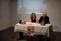 Juan Francisco González-Díaz diserta sobre el origen y contenido de su libro 'Silencios, de un especial período'