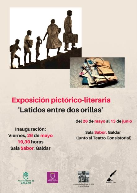 Exposición pictórico-literaria 'Migraciones' OK