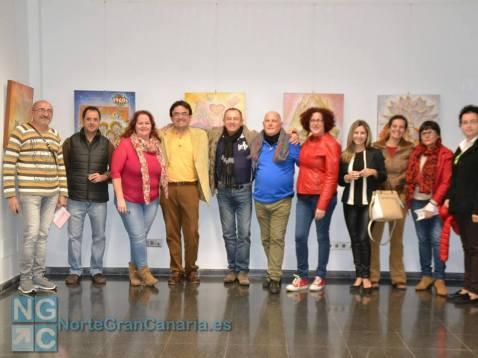 Foto de grupo. Gracias a todos!!!