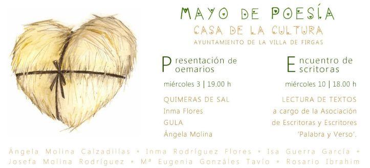 Mayo poesía Firgas