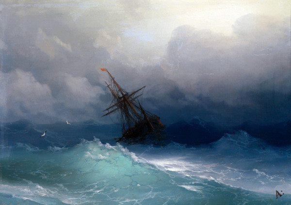 Barco a la deriva (1)