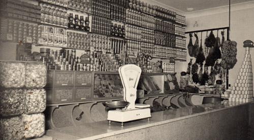 tienda vieja