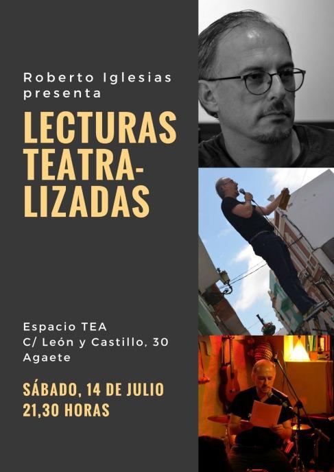 Cartel Roberto Iglesias