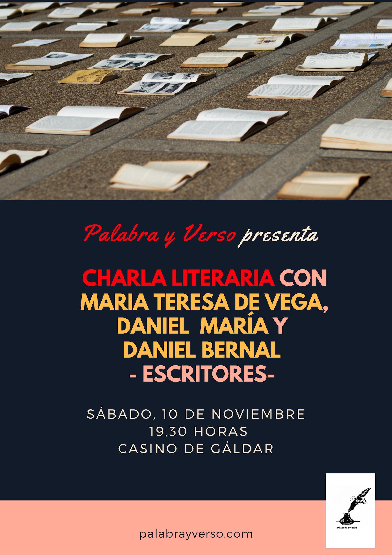 PYV charla Literaria