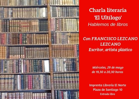 Cartel Francisco Lezcano