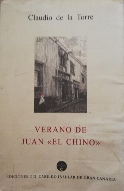PORTADA DEL VERANO DE JUAN EL CHINO