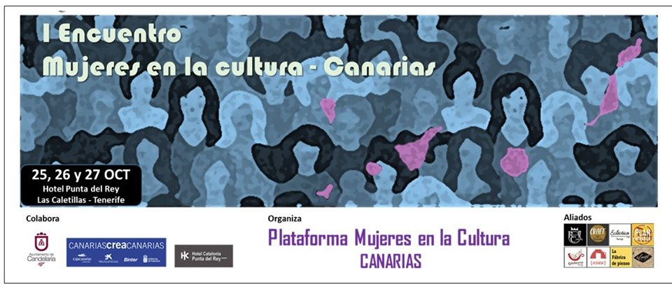 Cartel Encuentro Mujeres