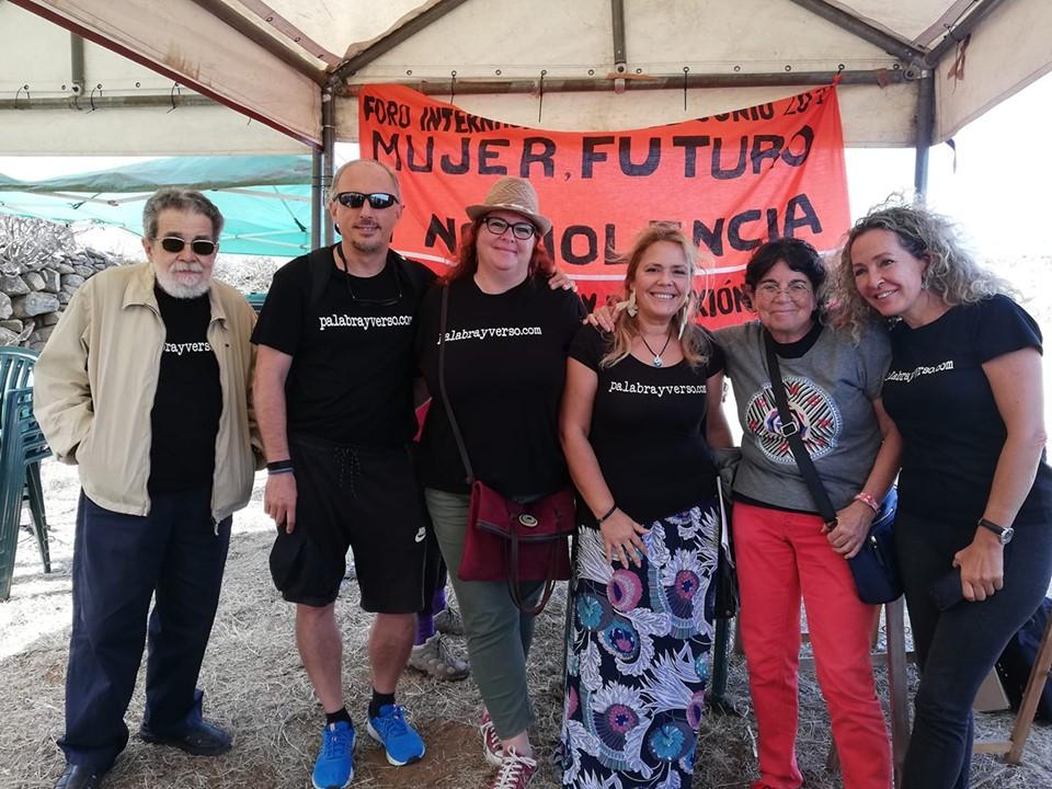 foto grupo Foro NO violencia