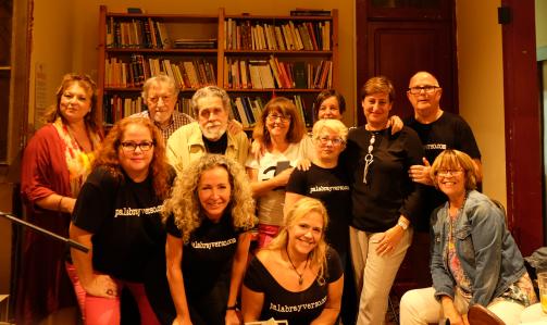foto grupo recital