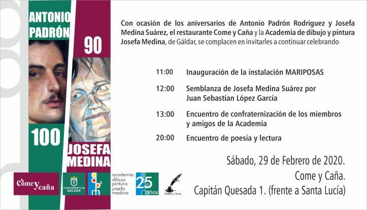 Evento Josefa Medina